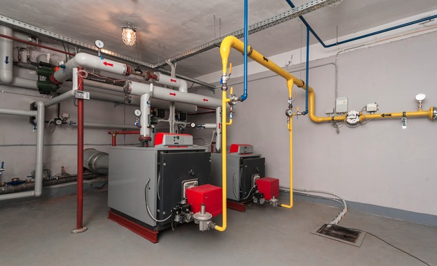 plumber Hinckley & Heating Engineer in Hinkley. Image of gas boiler service & repair and landlord gas safety inspections